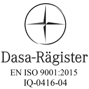 Quaeris is certified UNI EN ISO 9001:2015